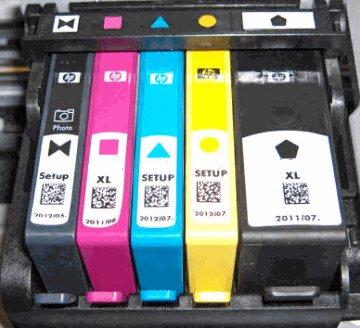 printer refilling